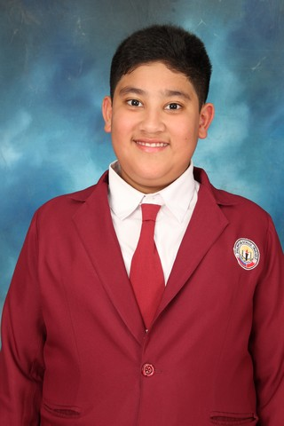 Yasser MOhammad Shah Student of the Month Elementary School